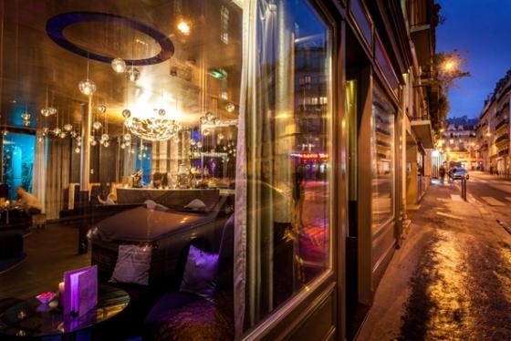 H tel seven paris soblacktie blog magazine tendances luxe et mode - Hotel tendance paris ...