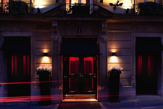 Mon h tel paris le secret de la rue d 39 argentine for Hotel le secret