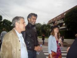 Hervé, François, Cécile Cassel