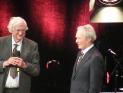 Clint et Bertrand Tavernier